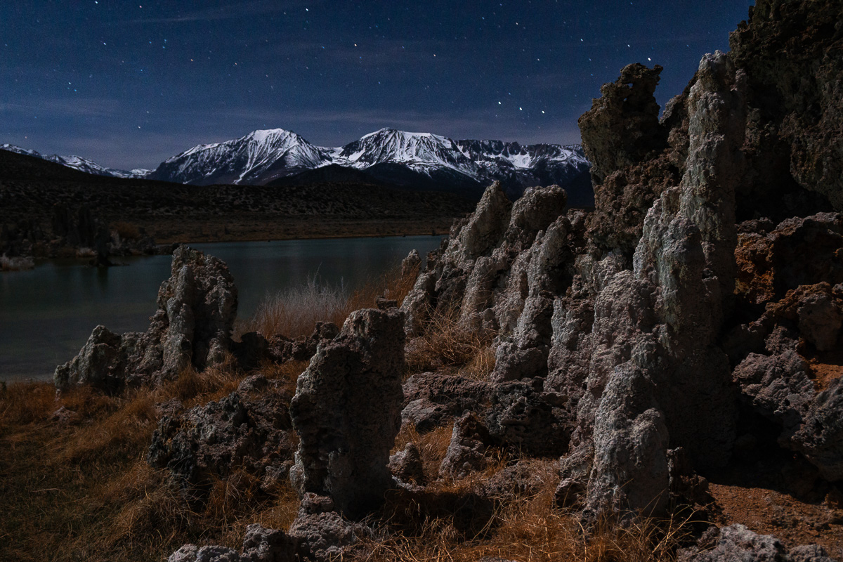 Mono Lake, California | Astrophotography